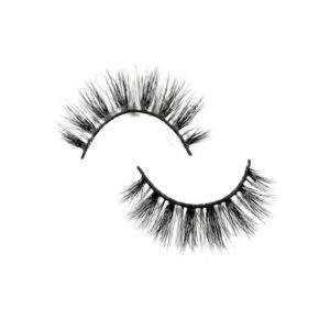 3D Mink eyelashes Thick Line one pair