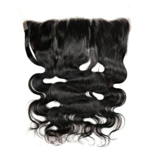 Brazilian Body Wave Frontal seen from front natural color