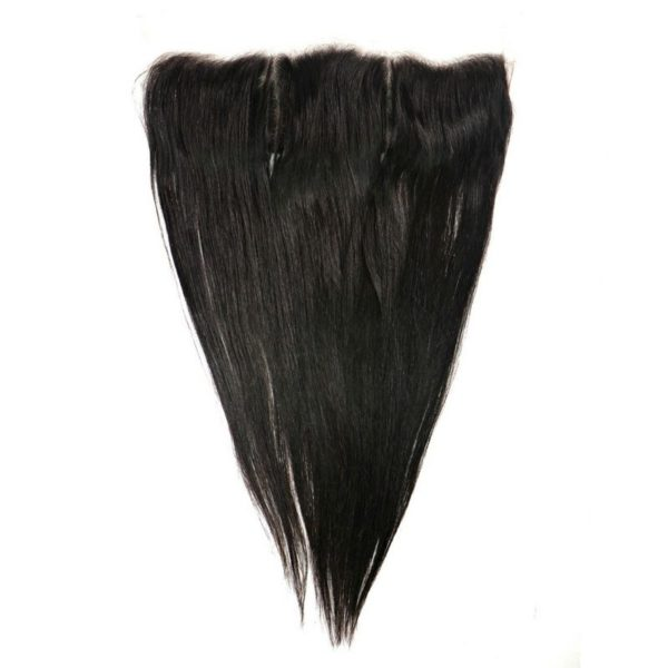 Brazilian Straight natural color Frontal seen from the front