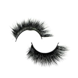 3D Mink Eye Lashes Thick Line one pair