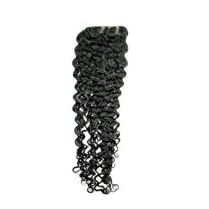 Kinky Curly Closure color natural