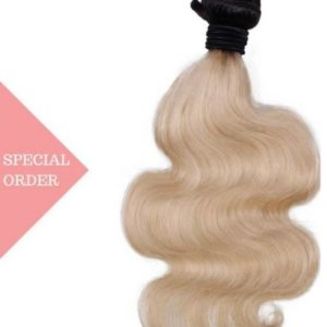 High Ombre Body Wave Machine Double Stitch color #613